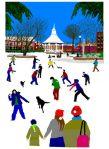 55 - Chapelfield Gardens with snowballers