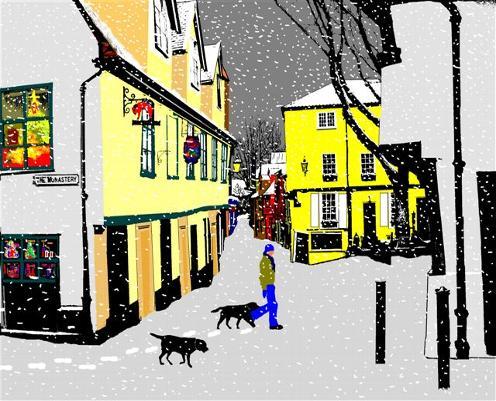 48 - Elm Hill, winter